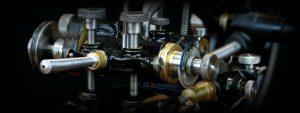 Watchmaker tool close up